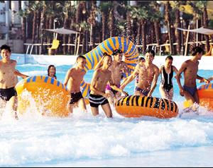【上海避暑地图】上海夏日高温避暑圣地海滩还是游乐场?