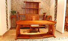 上海红木家具展
